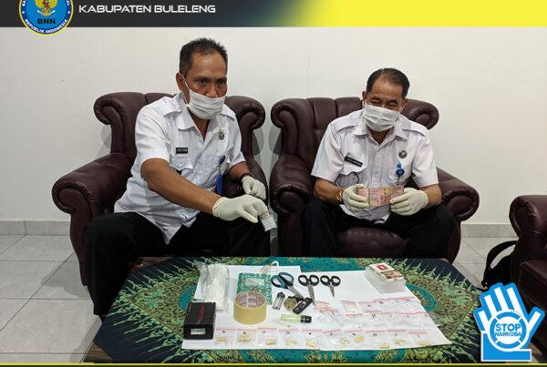 Pengedar Shabu di Singaraja Ditangkap